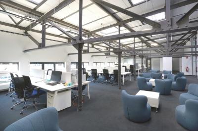 05 – Innovationspark Beckerturm Gebäude B6.2