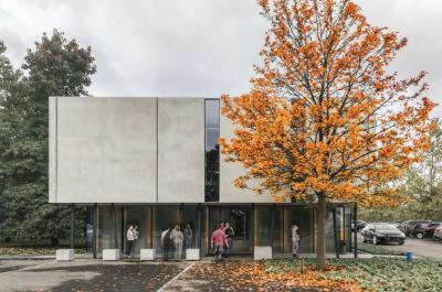 06 – Bürogebäude Baugruppe Gross